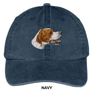 Pointer Hat - Embroidered II