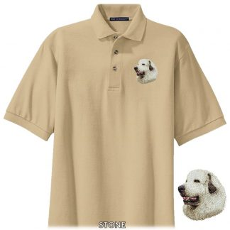 Great Pyrenees Polo Shirt - Embroidered