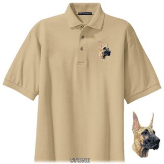 Great Dane Polo Shirt - Embroidered