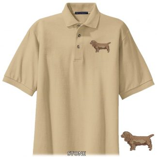 Sussex Spaniel Polo Shirt - Embroidered