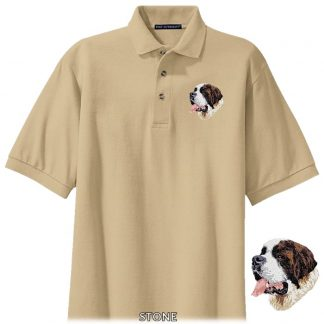 Saint Bernard Polo Shirt - Embroidered