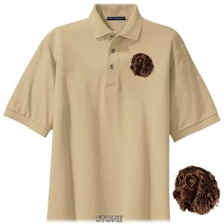 Boykin Spaniel Polo Shirt - Embroidered