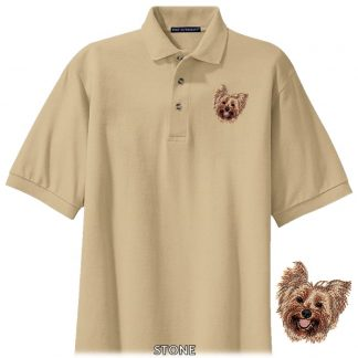 Yorkshire Terrier Polo Shirt - Embroidered