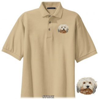 Havanese Polo Shirt - Embroidered