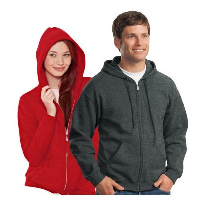 American Eskimo Hoody Jacket - Embroidered