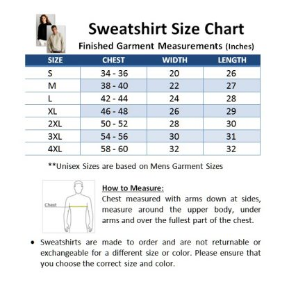 American Eskimo Sweatshirt - Embroidered