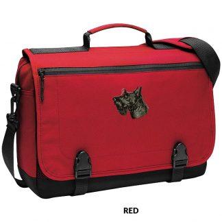 Scottish Terrier Laptop Bag - Embroidered