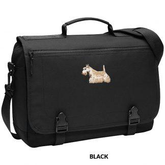 Scottish Terrier Laptop Bag - Embroidered (Wheaten)