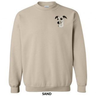 Whippet Sweatshirt - Embroidered