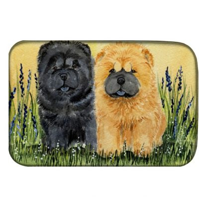 Chow Chow Dish Drying Mat